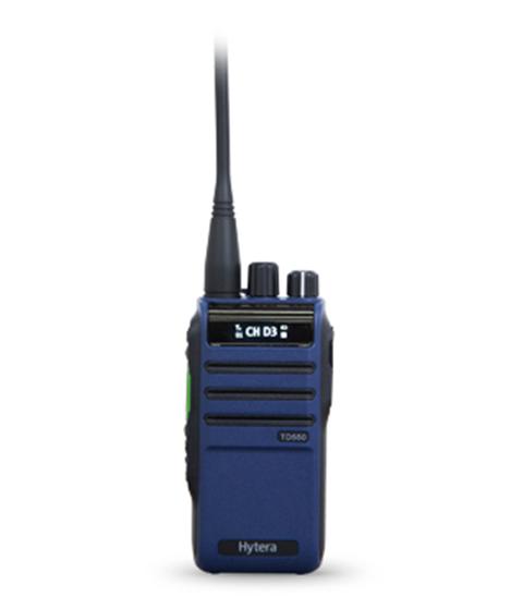 海能达TD550数字对讲机