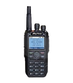 DMR双频双模数字对讲机AT-868UV