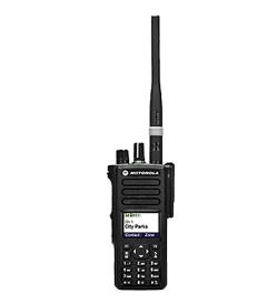 摩托罗拉GP338D LKP手持对讲机