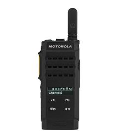 摩托罗拉SL2M双向对讲机