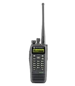 摩托罗拉P8260手持对讲机