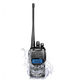 自由通AT-3319G对讲机