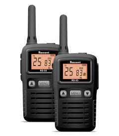 瑞森RS-33免执照无线对讲机